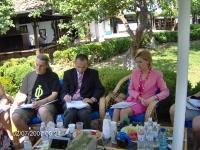 02.07.2007г. Министър Гергана Грънчарова в Разград