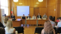 Пресконференция 31 05 2013 - Бургас